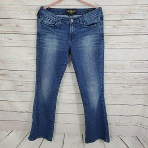 Lucky Brand Jeans Sweet Low Bootcut 6/28